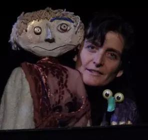 Amarantes marionnettes